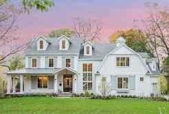 60 rustic farmhouse exterior decor ideas (29)