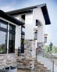 60 rustic farmhouse exterior decor ideas (34)