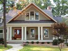 60 rustic farmhouse exterior decor ideas (44)
