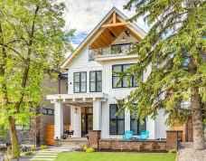 60 rustic farmhouse exterior decor ideas (8)