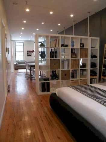 65 best studio apartment decorating ideas (23)