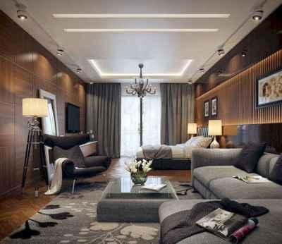 65 best studio apartment decorating ideas (51)