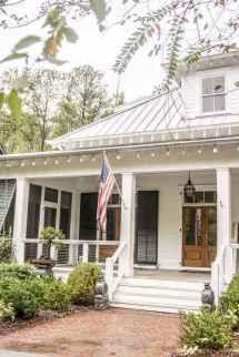 65 stunning farmhouse porch railing decor ideas (15)