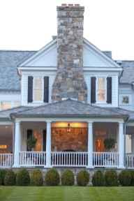 65 stunning farmhouse porch railing decor ideas (52)