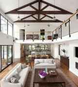 66 best farmhouse living room remodel ideas (1)