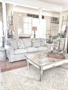 66 best farmhouse living room remodel ideas (22)