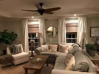 66 Best Farmhouse Living Room Remodel Ideas - Roomadness.com
