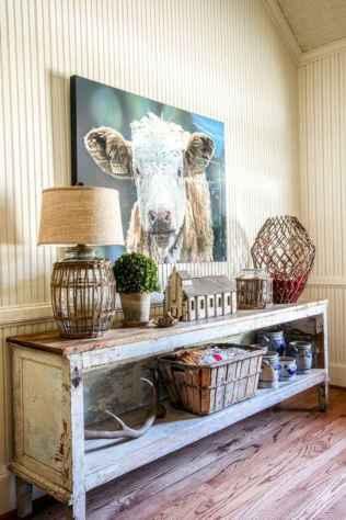 66 best farmhouse living room remodel ideas (54)