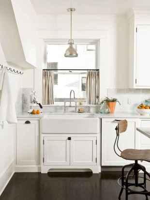 70 pretty farmhouse kitchen curtains decor ideas (12)