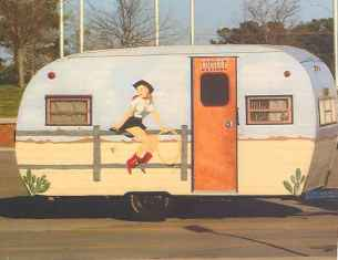 70 spectacular vintage trailers rv living ideas (30)