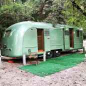 70 spectacular vintage trailers rv living ideas (37)
