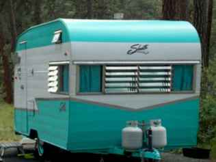 70 spectacular vintage trailers rv living ideas (43)