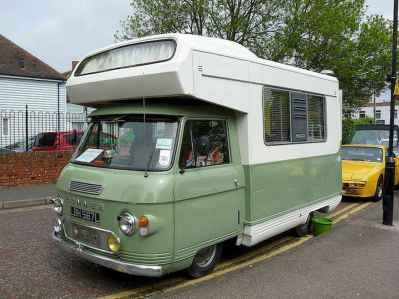 70 spectacular vintage trailers rv living ideas (62)