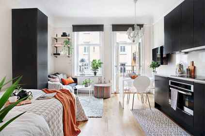 77 amazing small studio apartment decor ideas (15)