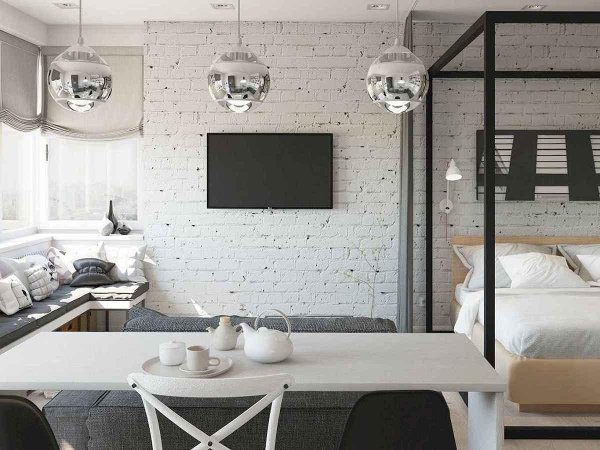 77 amazing small studio apartment decor ideas (55)