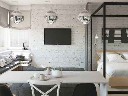 77 amazing small studio apartment decor ideas (55)