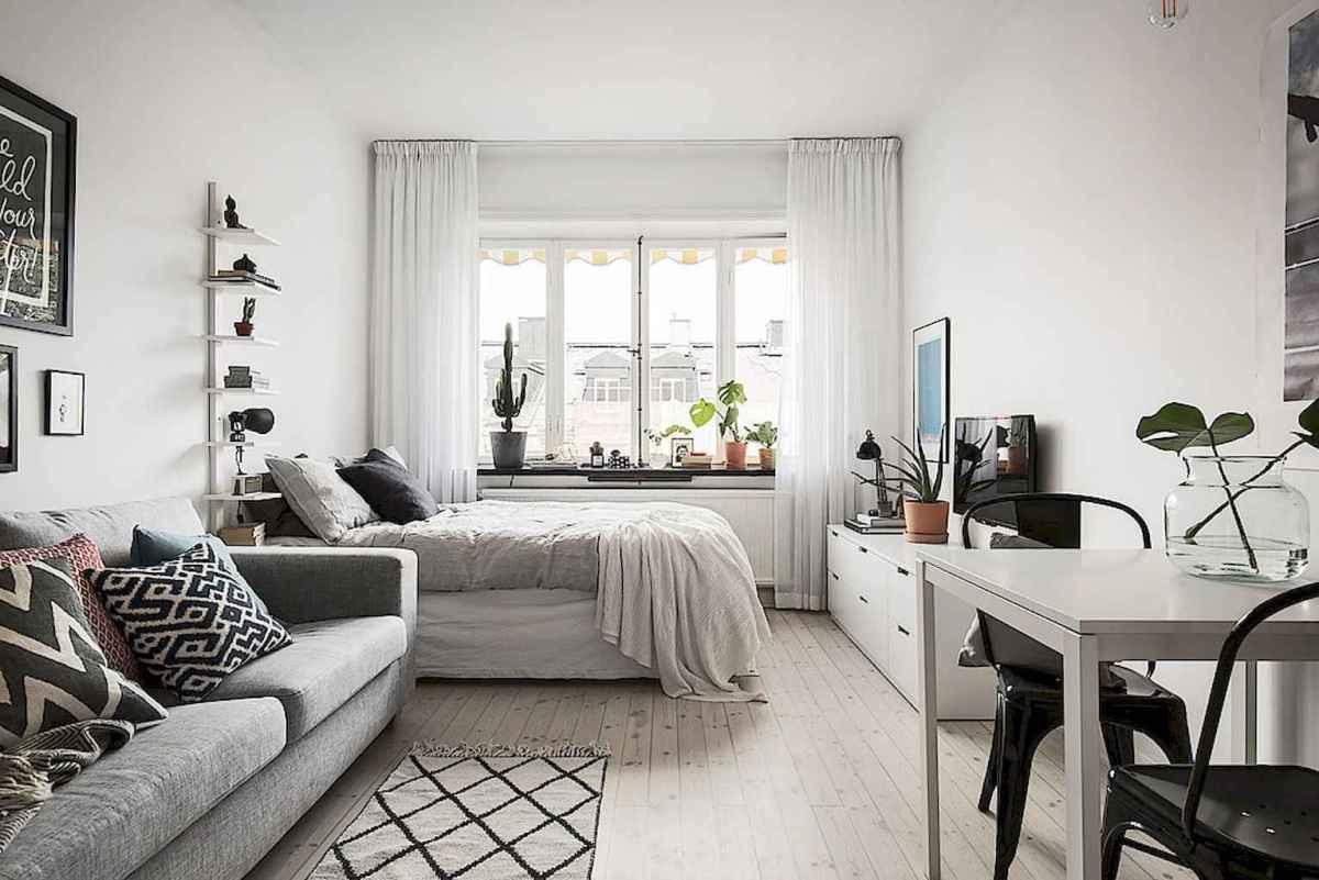 77 amazing small studio apartment decor ideas (63)