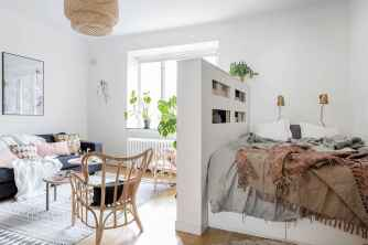 77 amazing small studio apartment decor ideas (65)
