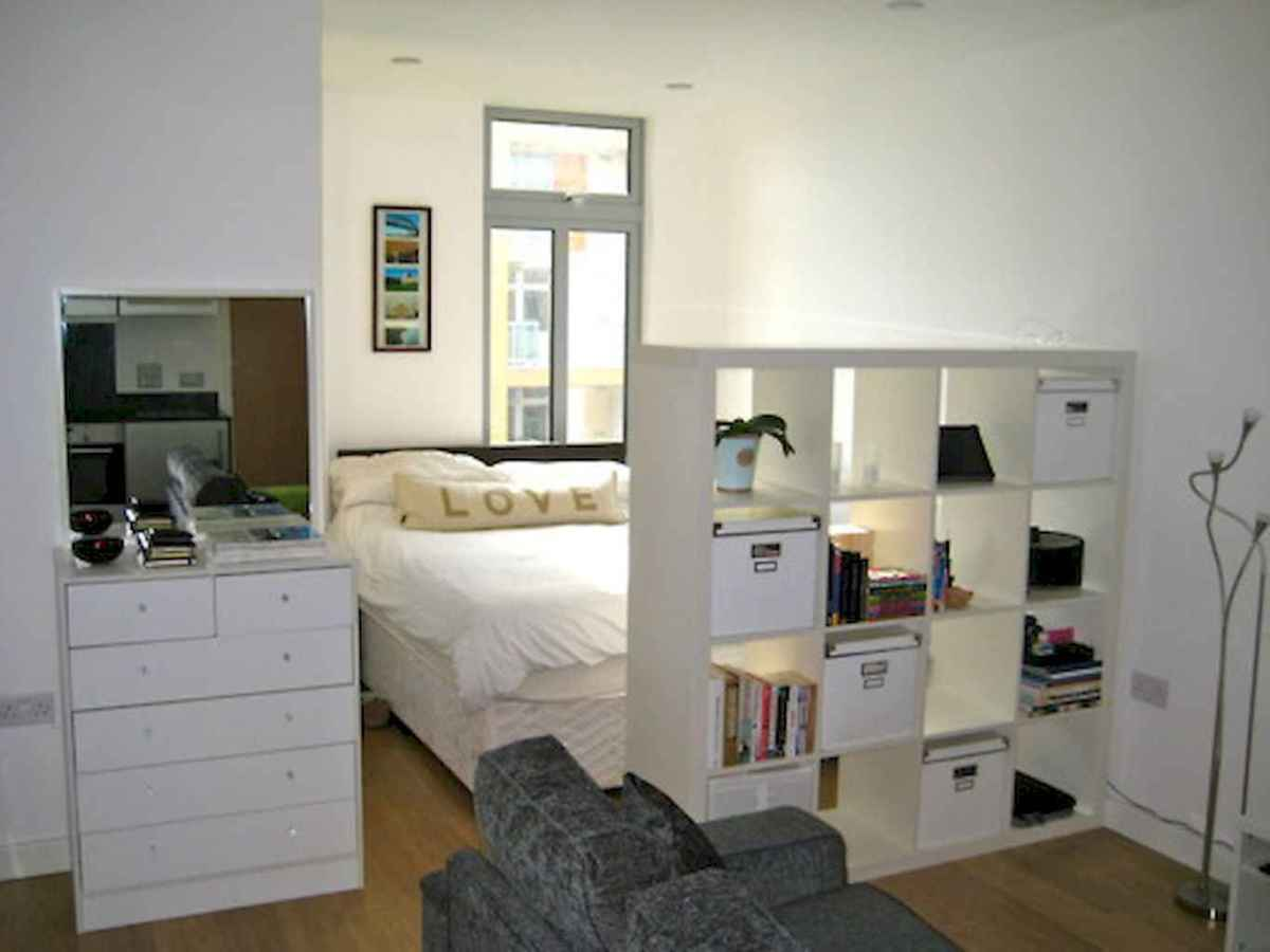 77 amazing small studio apartment decor ideas (70)
