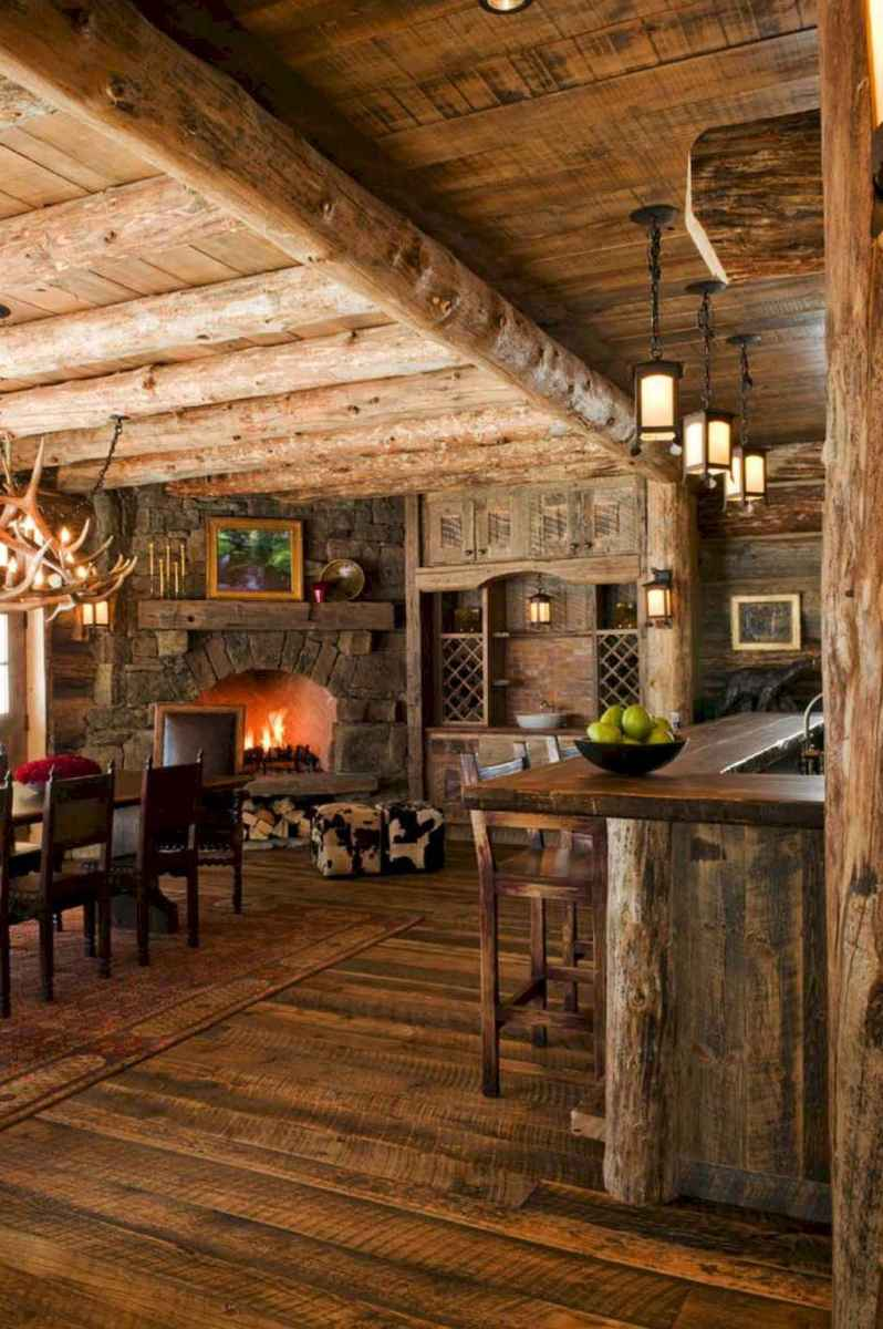 77 best rustic renovations ideas for farmhouse style (47)