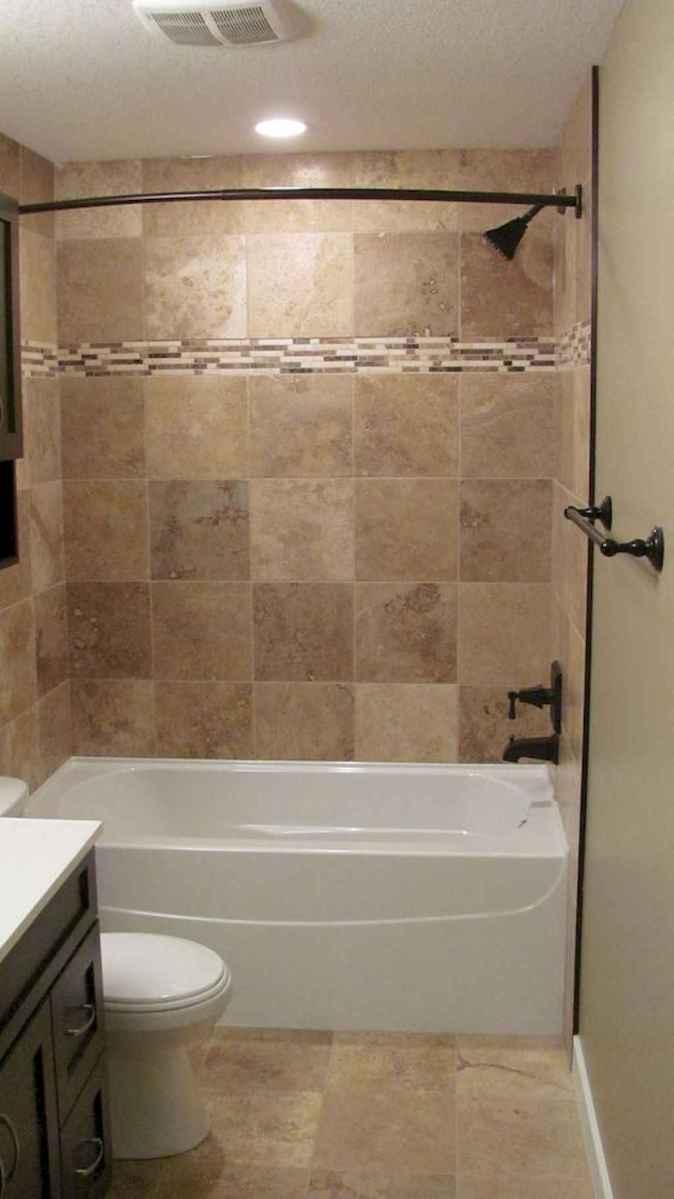 80 best farmhouse tile shower ideas remodel (1)