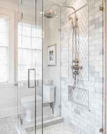 80 best farmhouse tile shower ideas remodel (19)