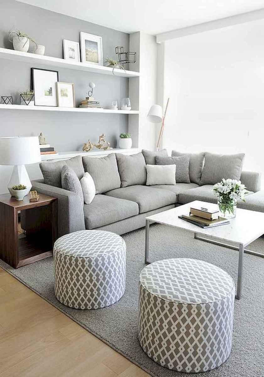 80 stunning modern apartment living room decor ideas (14 ...