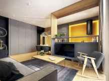 80 stunning modern apartment living room decor ideas (26)