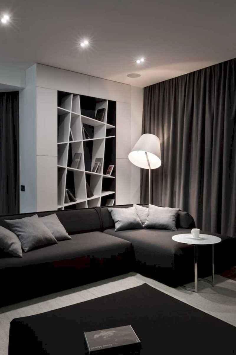 80 stunning modern apartment living room decor ideas (4)