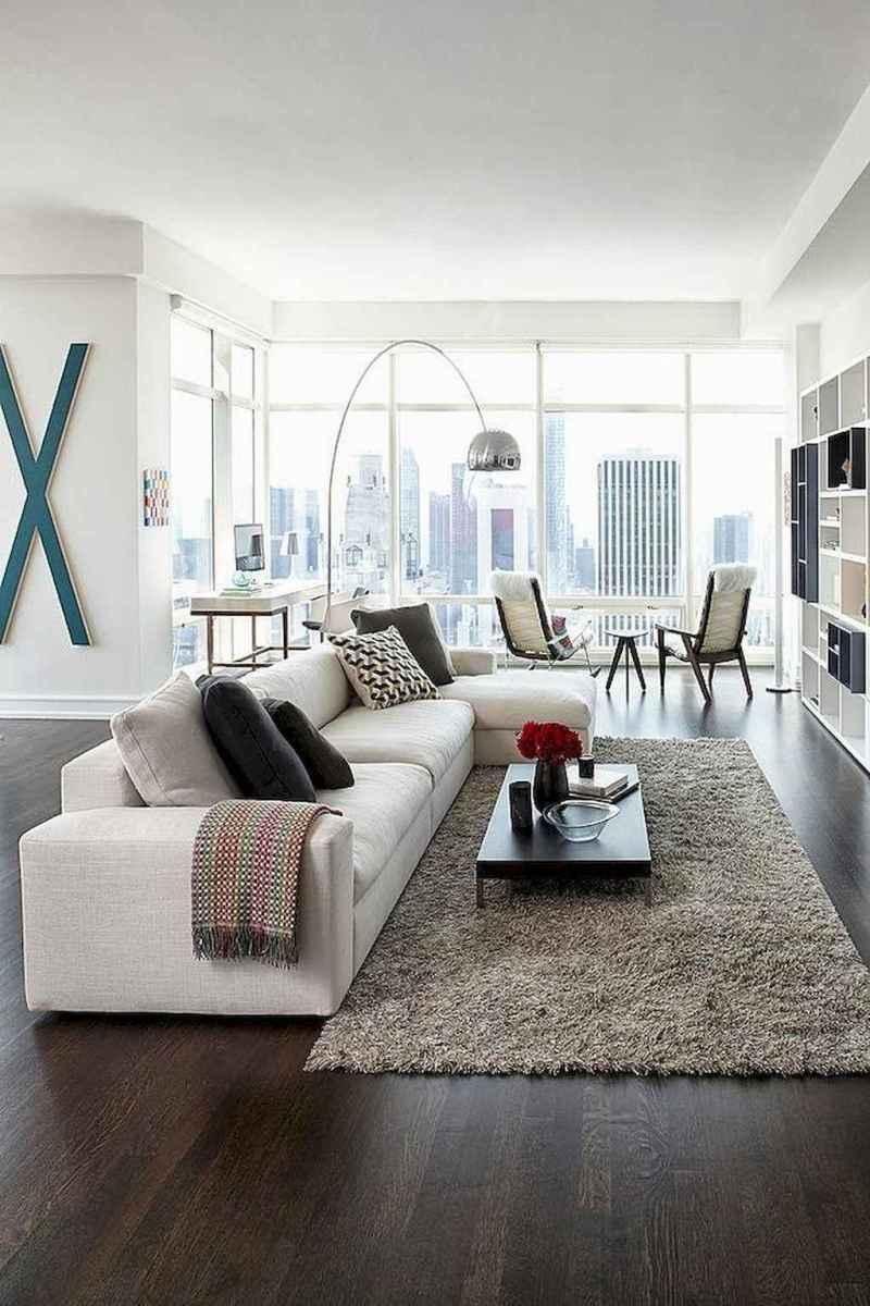80 stunning modern apartment living room decor ideas (45)