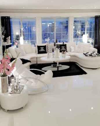 80 stunning modern apartment living room decor ideas (60)