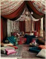 88 beautiful apartment living room decor ideas with boho style (127)