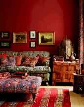 88 beautiful apartment living room decor ideas with boho style (140)