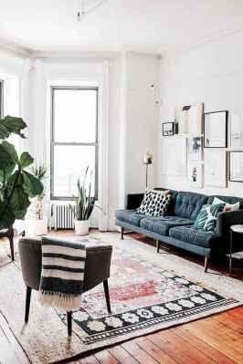 88 beautiful apartment living room decor ideas with boho style (142)