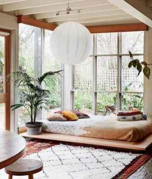 88 beautiful apartment living room decor ideas with boho style (149)