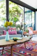 88 beautiful apartment living room decor ideas with boho style (163)