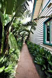 90 beautiful side yard garden decor ideas (18)