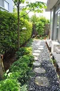 90 beautiful side yard garden decor ideas (37)