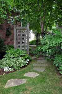 90 beautiful side yard garden decor ideas (39)