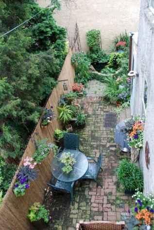 90 beautiful side yard garden decor ideas (45)