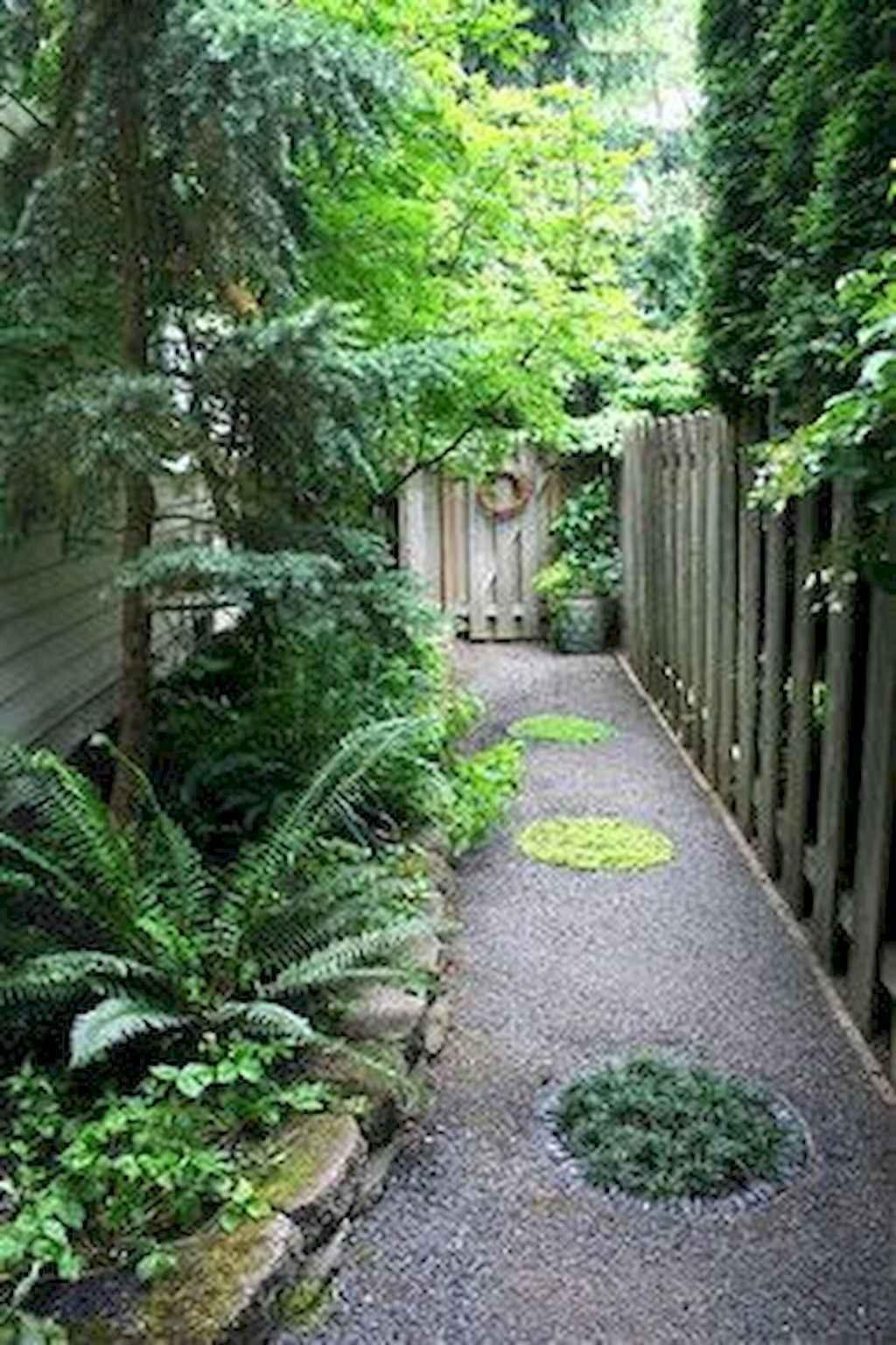 90 beautiful side yard garden decor ideas (52 ...