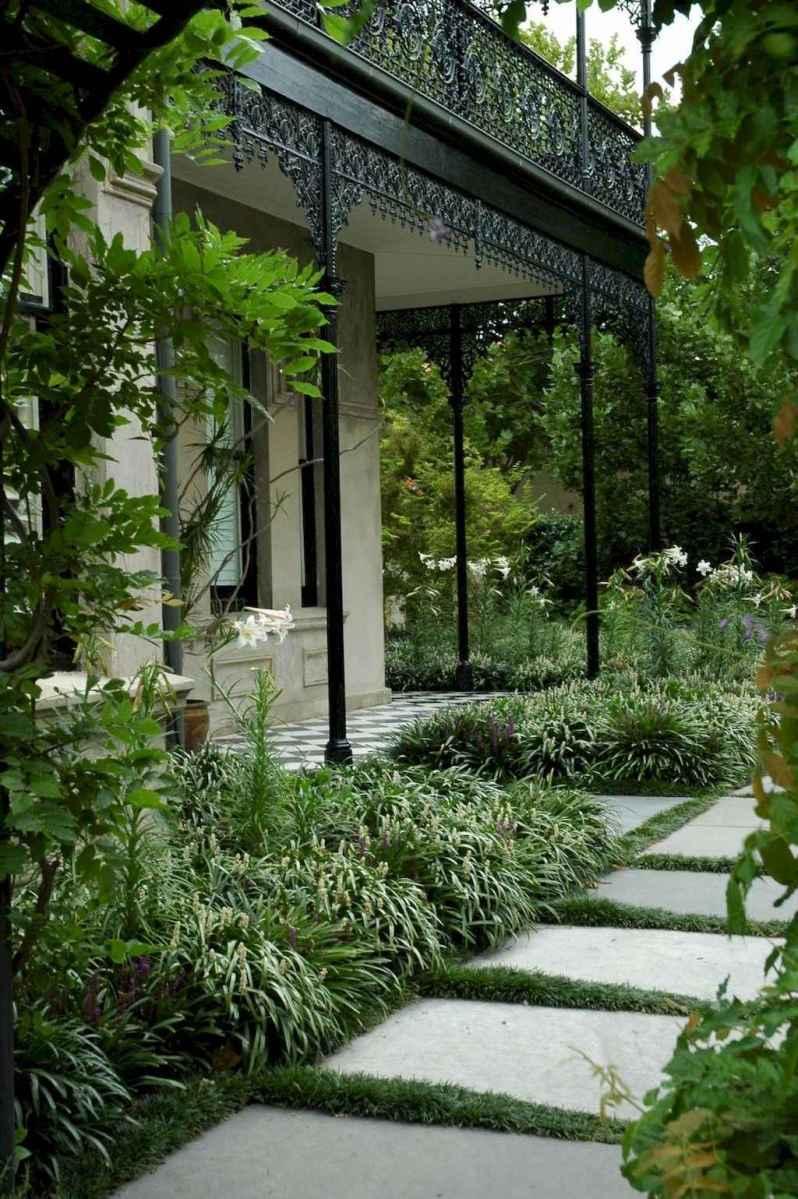 90 beautiful side yard garden decor ideas (69)