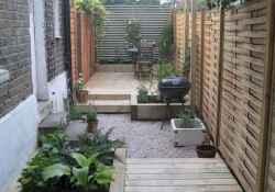 90 beautiful side yard garden decor ideas (74)