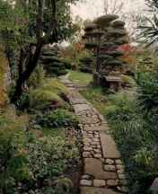 90 beautiful side yard garden decor ideas (81)