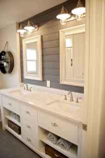 90 best lamp for farmhouse bathroom lighting ideas (58)