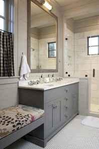 90 best lamp for farmhouse bathroom lighting ideas (71)