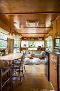 90 modern rv remodel travel trailers ideas (52)