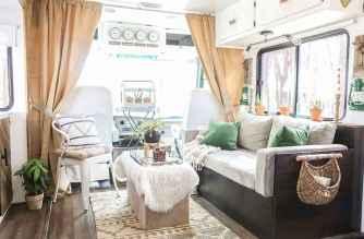 90 modern rv remodel travel trailers ideas (63)