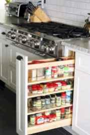 Best 100 white kitchen cabinets decor ideas for farmhouse style design (11)