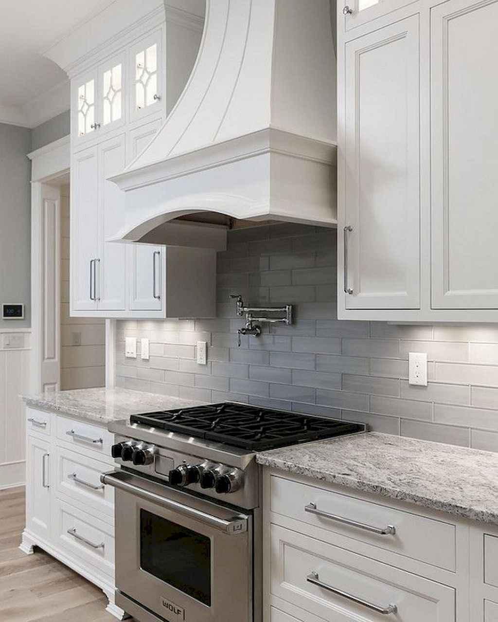 Best 100 White Kitchen Cabinets Decor Ideas For Farmhouse